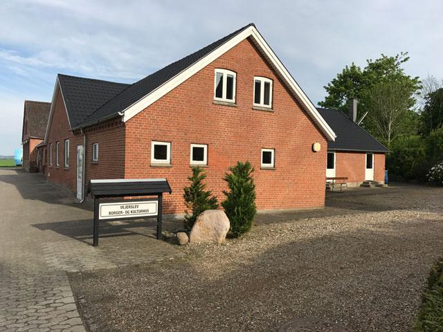 Udlejning af forsamlingshuse i vejerslev også kaldet Vejerslev borger og kulturhus